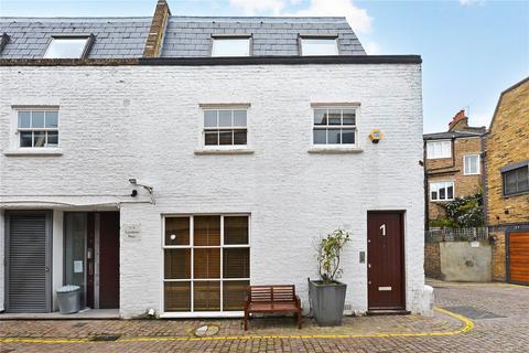 3 bedroom mews for sale - Lambton Place, London, W11