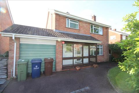 3 bedroom detached house for sale - Glebe Lane, Gnosall, Stafford, ST20