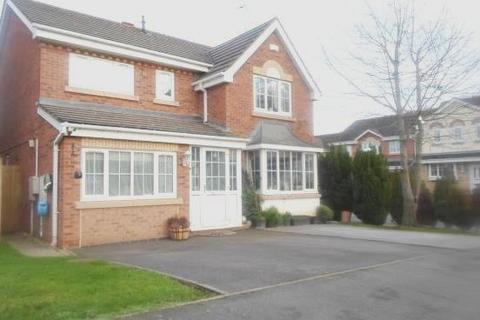 4 bedroom detached house for sale - Smore Slade Hills, Leicester LE2