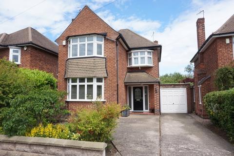 3 bedroom detached house for sale - Charlecote Drive, Nottingham, NG8