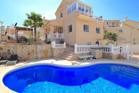 3 bedroom villa - Benimar, Spain