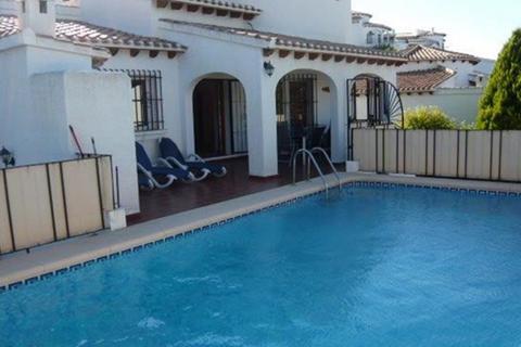 3 bedroom detached villa - monte pego, Spain