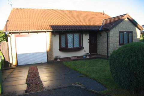 3 bedroom detached bungalow for sale - Burnet Court, Fallowfield, Ashington NE63