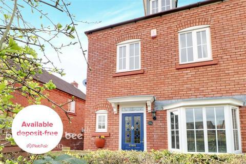 4 bedroom semi-detached house to rent - Navigation Loop, Whitebridge Manor