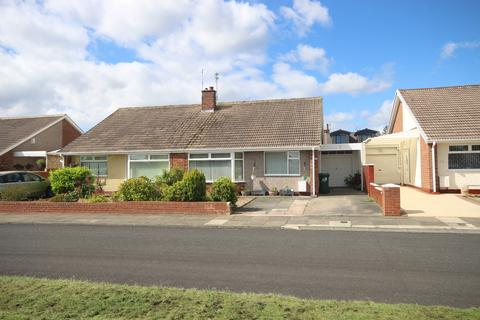 2 bedroom bungalow for sale - Rodney Way, Whitley Lodge, Whitley Bay, NE26