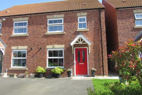 3 bedroom semi-detached house for sale - CHAFFINCH ROAD, EASINGTON LANE, SEAHAM DISTRICT