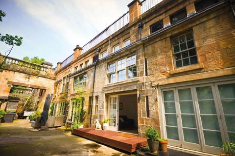 1 bedroom flat for sale - Park Gardens Lane, Park District, Glasgow, G3 7YL