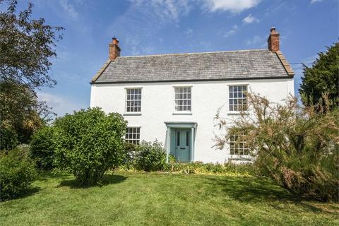 5 bedroom detached house for sale - Ashton Road Farm, Ashton, WEDMORE, Somerset