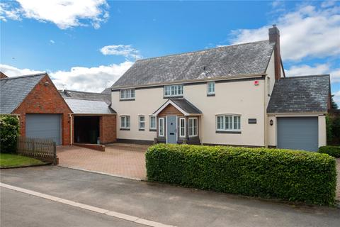 4 bedroom detached house for sale - Barncroft, Tugby