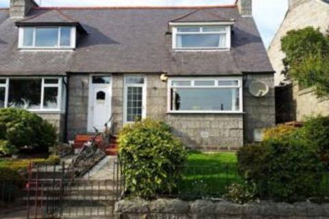 2 bedroom semi-detached house to rent - Abergeldie Terrace, Aberdeen, AB10