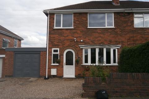 3 bedroom semi-detached house for sale - Burnham Drive, Leicester, LE4