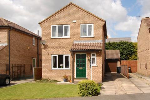 4 bedroom detached house for sale - LINDLEY WOOD GROVE, YORK, YO30 4SR