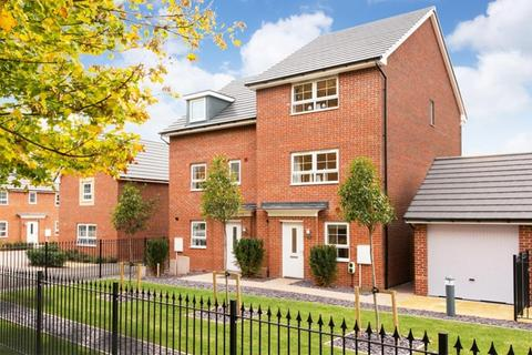 4 bedroom townhouse to rent - Brambling Avenue