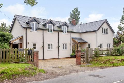 4 bedroom detached house for sale - Nomans Heath, Malpas, Cheshire