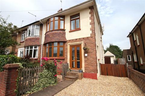 4 bedroom semi-detached house for sale - Heol Esgyn, Cyncoed, Cardiff, CF23