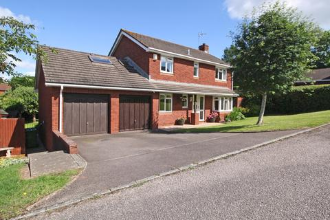 5 bedroom detached house for sale - Betony Rise, Exeter