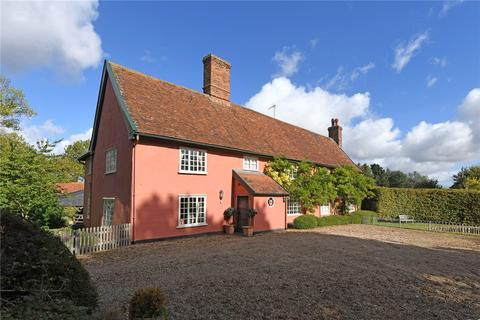 6 bedroom barn conversion for sale - Martins Lane, Clopton, Woodbridge, Suffolk