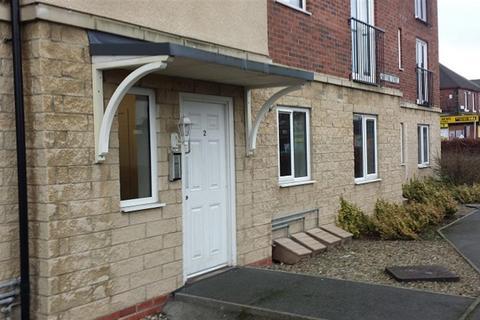 2 bedroom ground floor flat for sale - Hartford Street, Chillingham Garden Village, Newcastle Upon Tyne, NE6 5BX