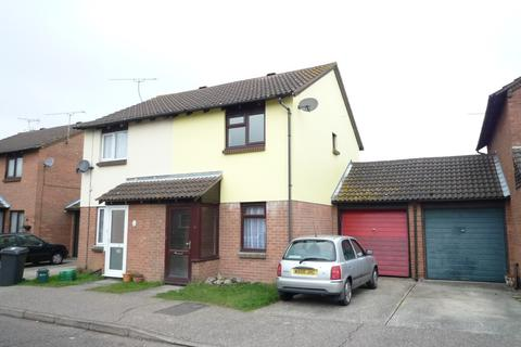 2 bedroom semi-detached house to rent - Bonington Chase, Chelmsford