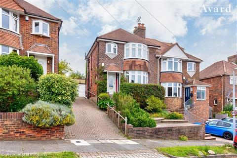 3 bedroom semi-detached house for sale - Park Road, Brighton, East Sussex, BN1 9AB