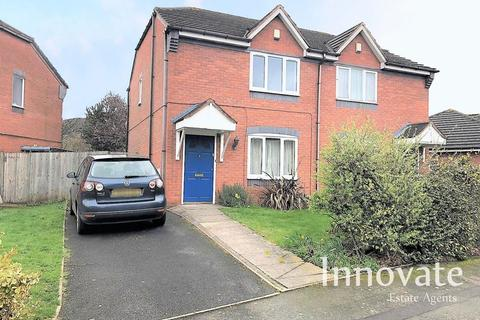 2 bedroom semi-detached house to rent - Whisley Brook Lane, Birmingham