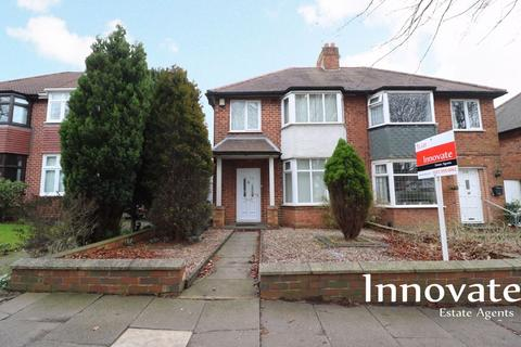 3 bedroom semi-detached house to rent - Wolverhampton Road South, Birmingham