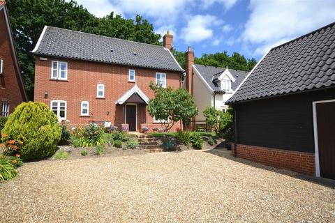 4 bedroom detached house for sale - Church Close, South Walsham