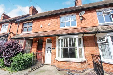 3 bedroom terraced house for sale - Merton Avenue, Leicester, LE3