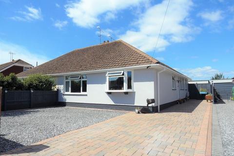 3 bedroom semi-detached bungalow for sale - Hillview Crescent, Littlehampton