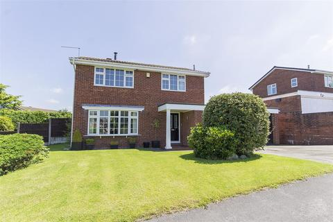 4 bedroom detached house for sale - Hoylake Avenue, Walton, Chesterfield
