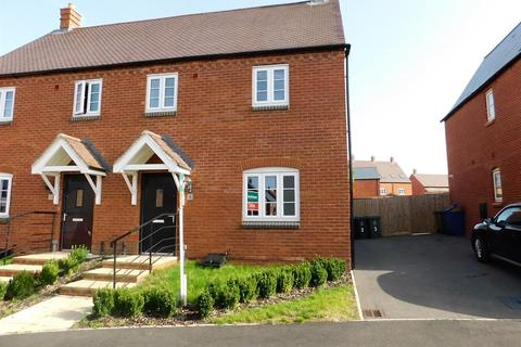 3 bedroom semi-detached house to rent - Riley Close, Brackley