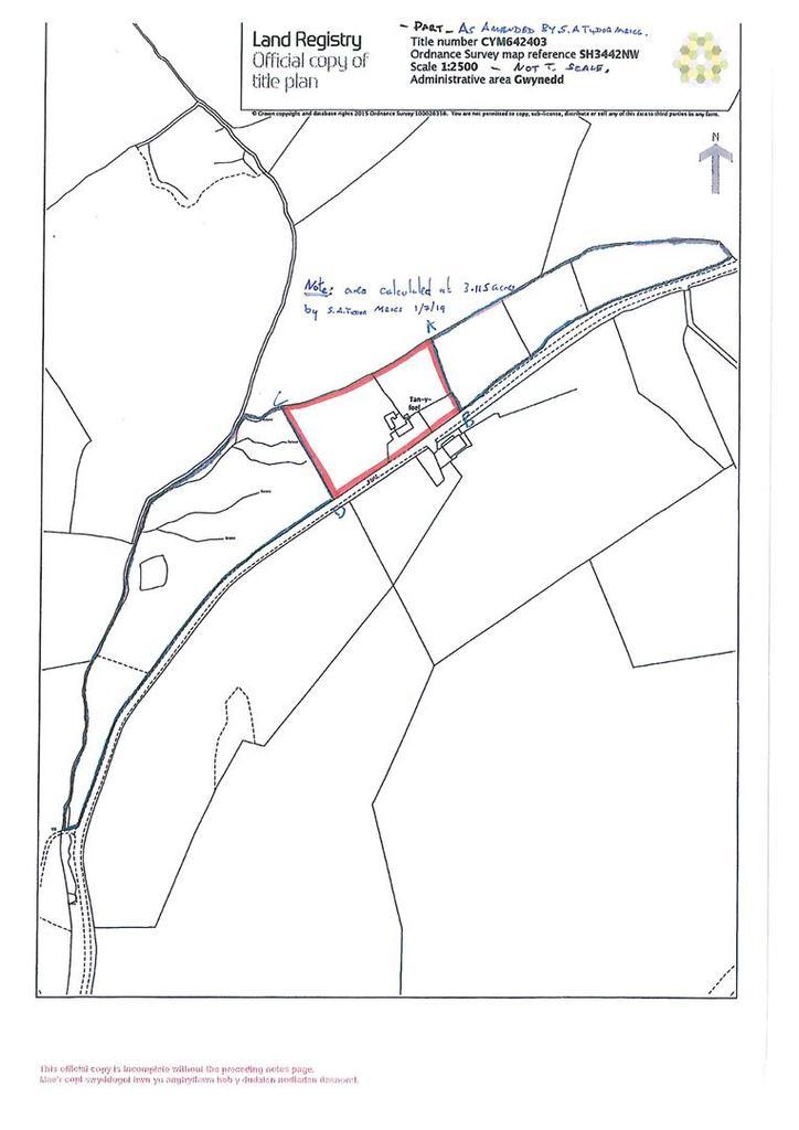 Floorplan 2 of 3: Plans Tan y Foel Farm.jpg