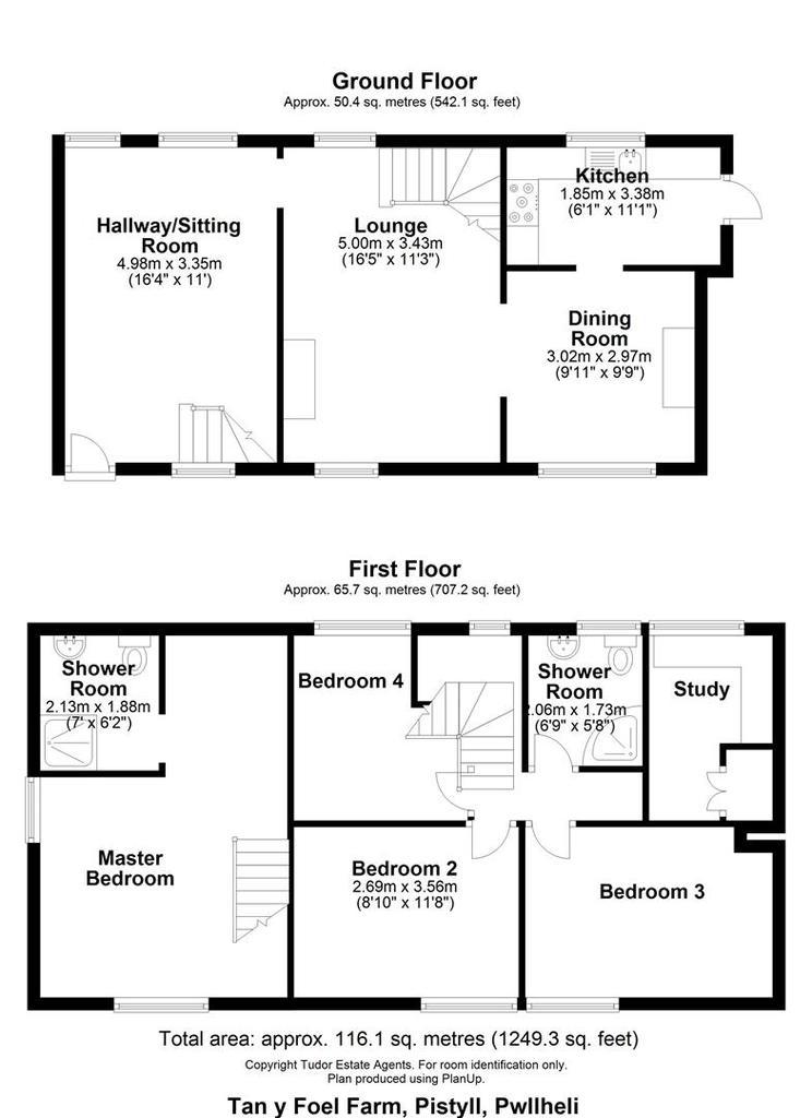 Floorplan 3 of 3: Tan y Foel Farm, Pistyll, Pwllheli X.jpg