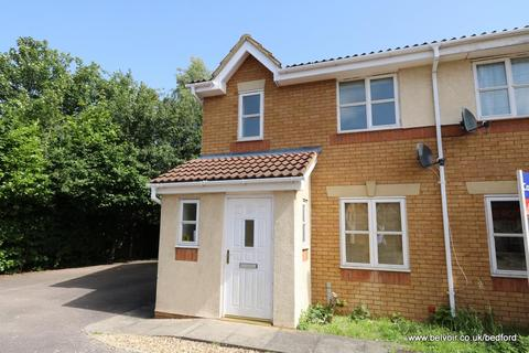 3 bedroom semi-detached house to rent - Armstrong Drive, Bedford