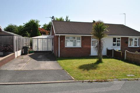2 bedroom semi-detached bungalow for sale - Lancaster Close, Winsford