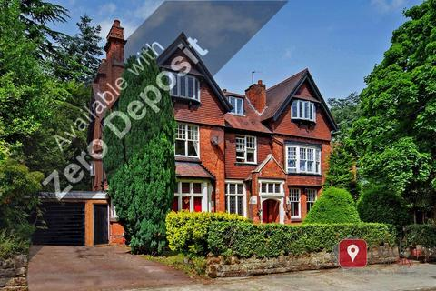 2 bedroom apartment to rent - Amesbury Manor, 2 Amesbury Road