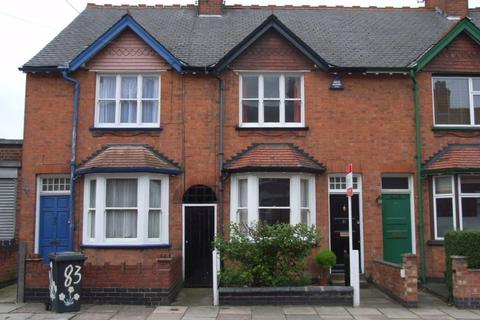 2 bedroom terraced house to rent - Lytton Road, Clarendon Park, Leicester, LE2 1WL