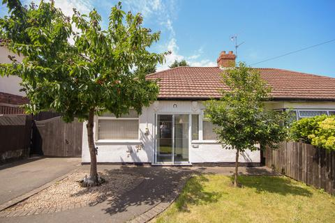 2 bedroom semi-detached bungalow for sale - Nevinson Avenue, Sunnyhill