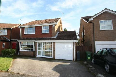 4 bedroom detached house to rent - Farnborough Drive, Solihull B90