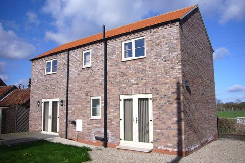 3 bedroom detached house for sale - Back Lane, Hirst Courtney, Selby