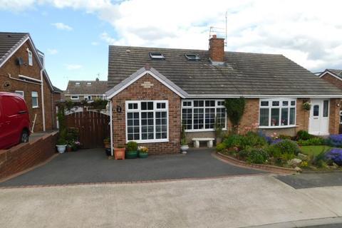2 bedroom semi-detached bungalow for sale - NORTH FARM AVENUE, GRINDON, SUNDERLAND SOUTH