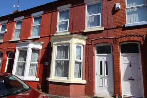 3 bedroom terraced house to rent - Alwyn Street, Liverpool, Merseyside, L17