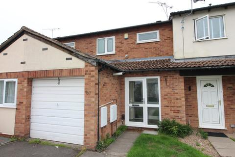 2 bedroom terraced house to rent - Rushmoor Drive, Spon End, Coventry