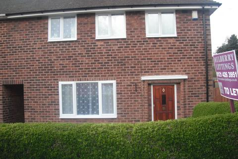 3 bedroom semi-detached house to rent - Ferncliffe Road, Birmingham B17