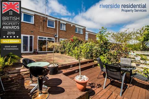 4 bedroom terraced house for sale - Donvale Road, Donwell, Washington, Tyne And Wear, NE37
