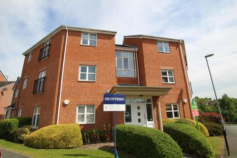 2 bedroom flat for sale - Blithfield Way, Stoke-on-Trent, ST6 8GS