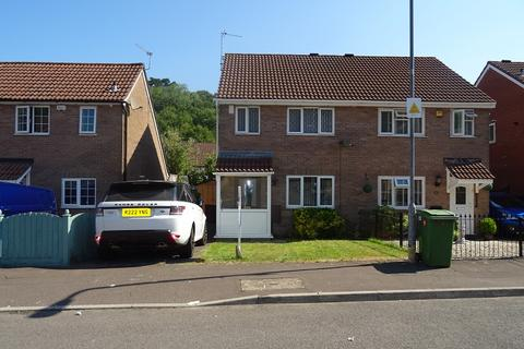 3 bedroom semi-detached house to rent - Lauriston Park, Caerau, Cardiff. CF5