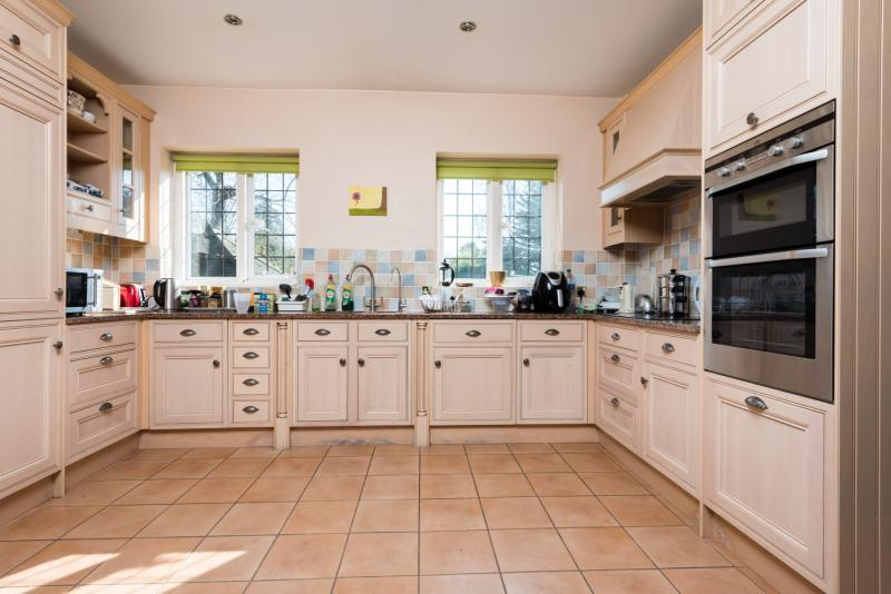 kitchen at Tolkien's house