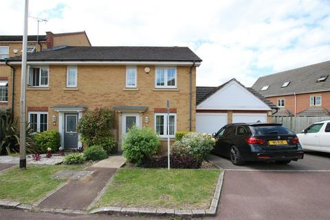 3 bedroom semi-detached house to rent - Somerville Rise, BRACKNELL, Berkshire