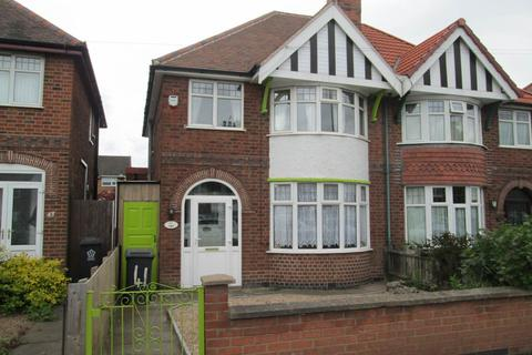 3 bedroom semi-detached house to rent - Wyngate Drive, Western Park, Leicester